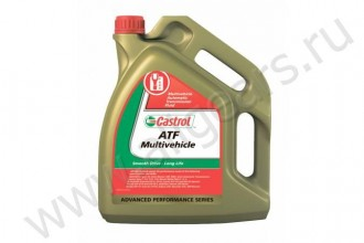 CASTROL ATF Multi-Vehicle 5л
