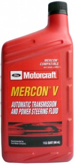 Motorcraft Mercon V Automatic 1л