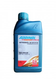 Addinol Getriebeol GX 80W-90 1л